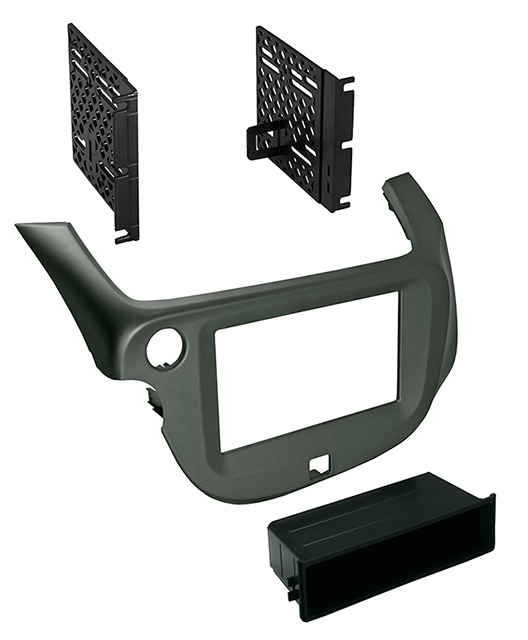NEW PRODUCT RELEASE: HONK848S/BKHONK848S Dash Kit for 2009-2013 Honda Fit