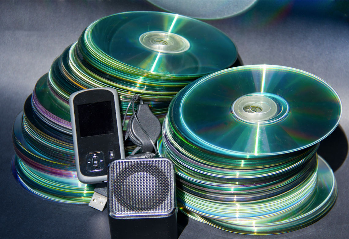 Bring Music, Not Your CD Collection